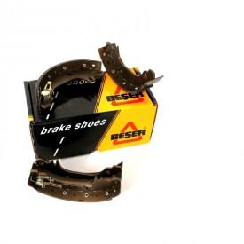 Arka Fren Balatası Pabuçlu Kangoo 1997 - 2005 Büyük Tip