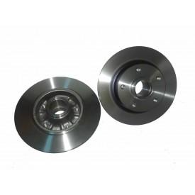 Renault Megane  Fluence Arka Fren Disk Takımı TRW DF6182 432001539R