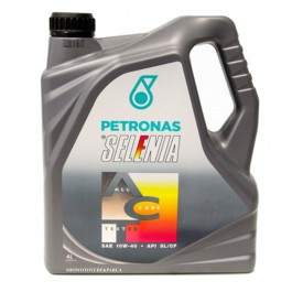 Petronas Selenia ACT 10W/40 4Lt Motor Yağı 02.2021